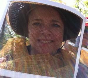 Beekeeper Amanda